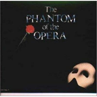 ファントム・オブ・ジ・オペラ/オペラ座の怪人/CD/POCP-1213