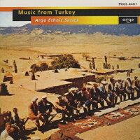 トルコの音楽/CD/POCL-4461
