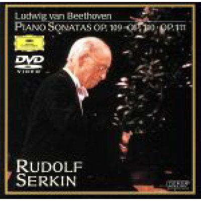 ピアノ・ソナタ第30番ホ長調/DVD/UCBG-1041