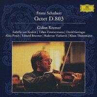 シューベルト:八重奏曲ヘ長調 D.803/CD/UCCG-3650