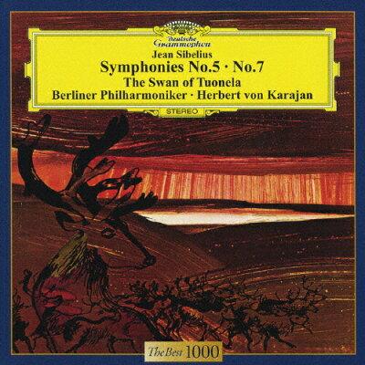 シベリウス:交響曲第5番・第7番 トゥオネラの白鳥/CD/UCCG-5145