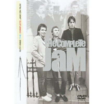 ザ・コンプリート・ジャム/DVD/UIBO-3003