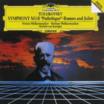 チャイコフスキー:交響曲第6番《悲愴》/ロメオとジュリエット/CD/UCCG-70018