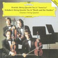 ドヴォルザーク:弦楽四重奏曲《アメリカ》/シューベルト:《死と乙女》/CD/UCCG-70046