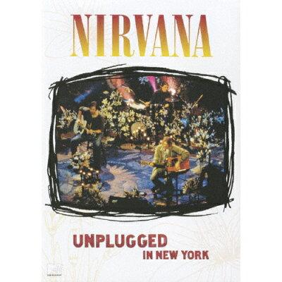 アンプラグド・イン・ニューヨーク/DVD/UIBO-9126