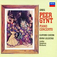 グリーグ:ペール・ギュント、ピアノ協奏曲/CD/UCCD-9699