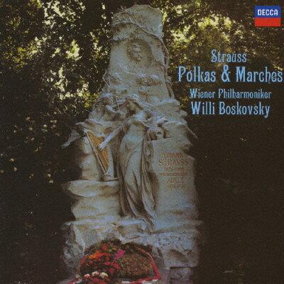 ラデツキー行進曲~シュトラウス:ポルカ&マーチ集/CD/UCCD-4092