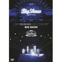 2009 BIGBANG LIVE CONCERT 'BIG SHOW'/DVD/POBD-20003