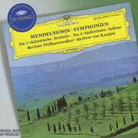 メンデルスゾーン:交響曲第3番《スコットランド》&4番《イタリア》/CD/UCCG-4648
