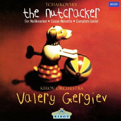 チャイコフスキー:バレエ《くるみ割り人形》/CD/UCCD-2120
