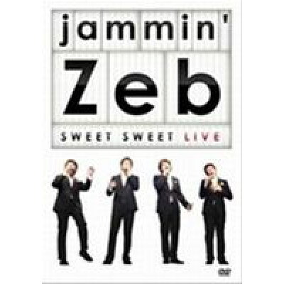 SWEET SWEET LIVE/DVD/POBD-60376