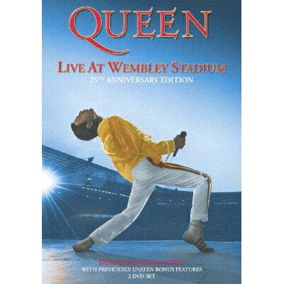 ライヴ・アット・ウェンブリー・スタジアム<25周年記念スタンダード・エディション>/DVD/UIBY-15003