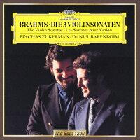 ブラームス:ヴァイオリン・ソナタ全集/CD/UCCG-5277