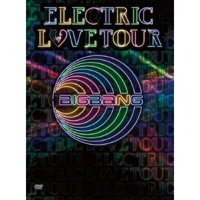ELECTRIC LOVE TOUR 2010/DVD/UPBH-9490