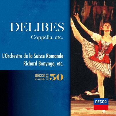 ドリーブ:バレエ音楽《コッペリア》全曲/CD/UCCD-5525