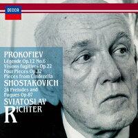 プロコフィエフ:束の間の幻想、他/CD/UCCD-9966
