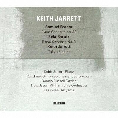 バーバー:ピアノ協奏曲、バルトーク:ピアノ協奏曲 第3番 他/CD/UCCE-2089