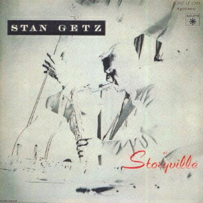 1&2 スタン ゲッツ アット ストーリ CD洋楽ジャズ