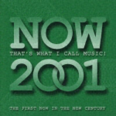 NOW 2001 -THAT'S WHAT I CALL MUSIC- オムニバス