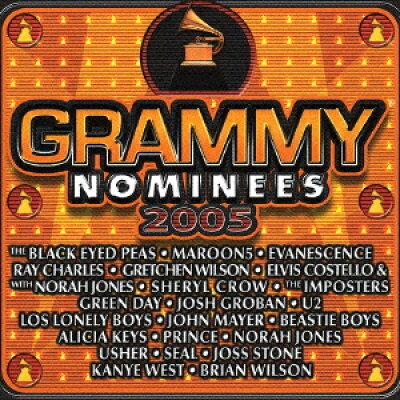 グラミー・ノミニーズ 2005/CD/TOCP-66368