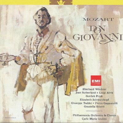 モーツァルト:歌劇「ドン・ジョヴァンニ」ハイライト/CD/TOCE-13255
