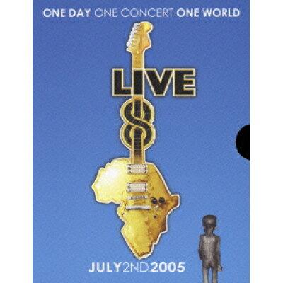アウトレット品 限LIVE8 DVD 音楽
