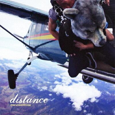 distance/CDシングル(12cm)/CRCP-10274