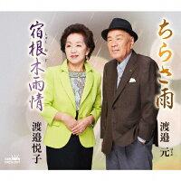 ちらさ雨/宿根木雨情/CDシングル(12cm)/CRCN-2877