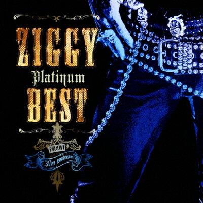 ZIGGY プラチナムベスト/CD/TKCA-10097