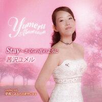 Stay~さくらの花のように/CDシングル(12cm)/TKCA-90674