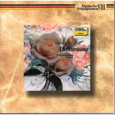 リスト ピアノ名曲集「愛の夢」他/CD/TKCC-15147