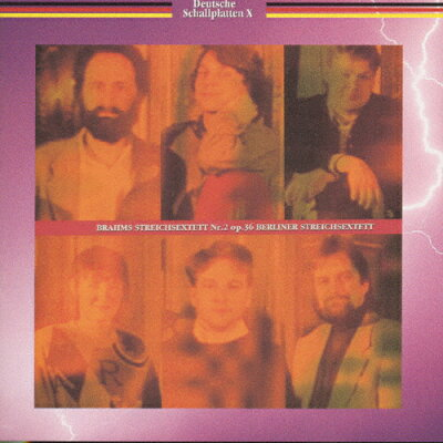 ブラームス:弦楽六重奏曲第2番他/CD/TKCC-15238