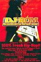 Windows95/Mac漢字Talk7.1以降 CDソフト THE DJ ROM DA CD-EXTRA OF HIP-HOP MUSIC