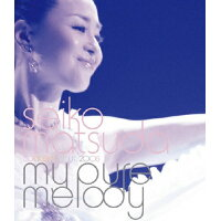 seiko matsuda concert tour 2008 my pure melody/Blu-ray Disc/SRXL-15