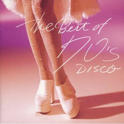 ベスト・オブ・70'sディスコ/CD/SRCS-7698