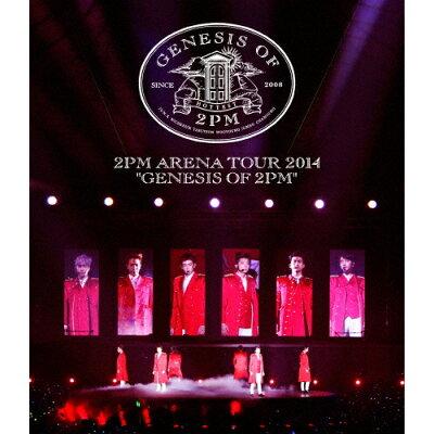 "2PM ARENA TOUR 2014""GENESIS OF 2PM""/Blu-ray Disc/ESXL-39"