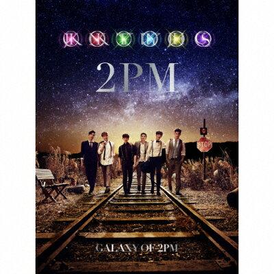 GALAXY OF 2PM(初回生産限定盤C/NICHKHUN×WOOYOUNG盤)/CD/ESCL-4621
