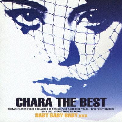 CHARA THE BEST BABY BABY BABY xxx/CD/ESCB-1661