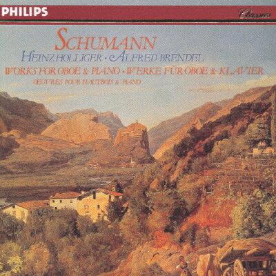 シューマン:オーボエとピアノのための作品集/CD/PHCP-3621