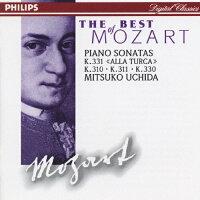 モーツァルト:ピアノ・ソナタ第11番イ長調「トルコ行進曲」/CD/PHCP-10371