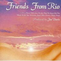 フレンズ・フロム・リオ~ブラジリアン・ニュー・ウエイブ/CD/PHCR-1417