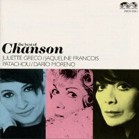 ベスト・オブ・シャンソン/マーキュリー・フォーエバー・コレクション Vol.11/CD/PHCY-3021