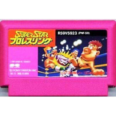 ポニーキャニオン スーパースタープロレスリング