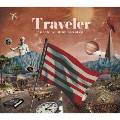 Traveler【初回限定盤LIVE Blu-ray盤】/CD/PCCA-04820