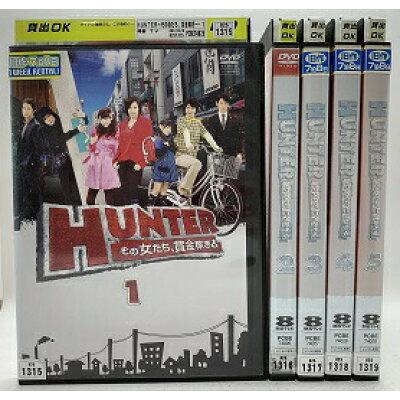 HUNTER~その女たち、賞金稼ぎ~ 1 邦画 PCBE-74025