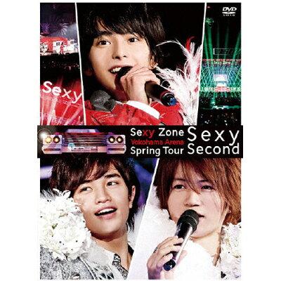 Sexy Zone Spring Tour Sexy Second DVD(初回限定盤)/DVD/PCBP-52304