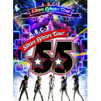 A.B.C-Z 5Stars 5Years Tour(Blu-ray初回限定盤)/Blu-ray Disc/PCXP-50558