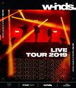 "w-inds.LIVE TOUR 2019""Future/Past""[Blu-ray]/Blu-ray Disc/PCXP-50700"