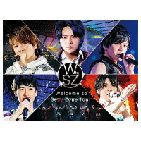 Welcome to Sexy Zone Tour(DVD)/DVD/PCBP-53154