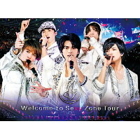 Welcome to Sexy Zone Tour(初回限定盤BD)/Blu-ray Disc/PCXP-50444